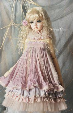 BJD - Pink Macaron 2