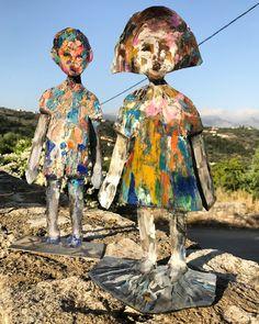 Yannis Zakinthinakis - Greek  artist living in Chania, Crete