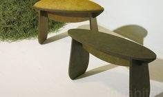 Tamara Orjola turnspine needles into biodegradable 'Forest Wool' furniture | Inhabitat - Green Design, Innovation, Architecture, Green Building
