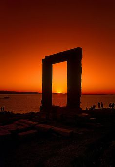 Gateway to Atlantis, Naxos, Greece