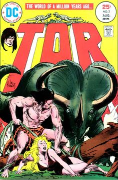 TOR by Joe Kubert