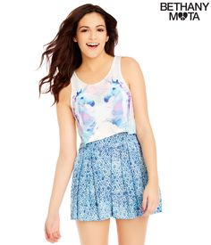 Unicorn Crop Tank - Aeropostale- Unicorns AND it's by Bethany Mota?!?!?!?-I think I might faint.
