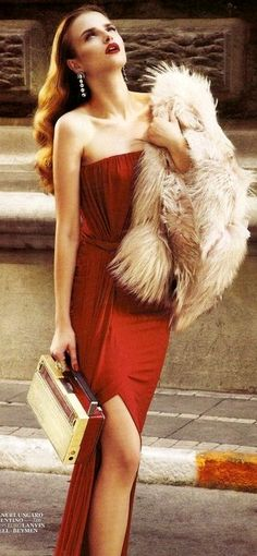 Fierce Factor | Keep The Glamor, ~LadyLuxury~