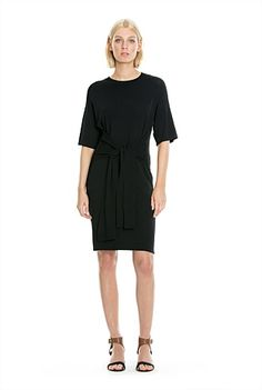 Women's Dresses | Casual & Semi Formal - Country Road Online - Tie Front Dress - Country Road
