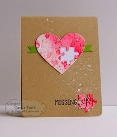 2. Trendy Handmade Cards