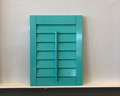 Shutters For Sale, Create Yourself, Etsy Seller