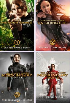 Brand new The Hunger Games Franchise Digital HD cover art. Seems like they were done to match the Blu-ray/digital cover for Mockingjay - Part 2…..is a re-release of the individual films on the way?