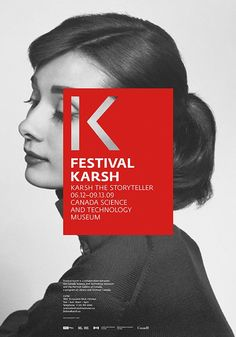 Festival Karsh by Charley Massiera