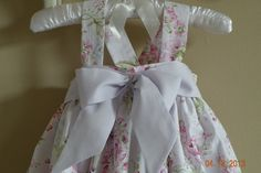 Baby Girl Ruffled Sun Suit by TheSmockingGarden on Etsy, $30.00