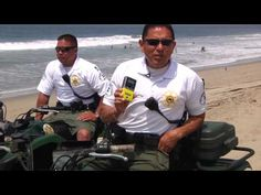 LASD Update: Malibu Summer Beach Team and Stanley Mosk Courthouse - YouTube