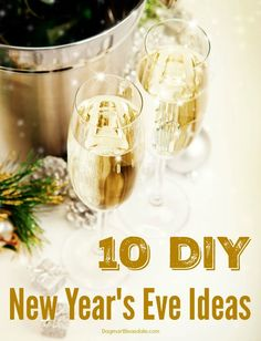 10 DIY New Year