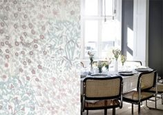 Pretty Floral Pairings Inspired By Liberty London