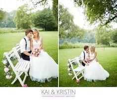 Annika & Christoph・ Eine Hochzeit im Landhaus am See www.blumig-heiraten.de