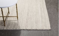 Coco Republic Perthshire Rug - Natural