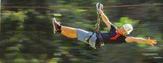 #aventura en cada una de las tirolesas http://www.graylinevallarta.com/vallartatour-canopy-adventure
