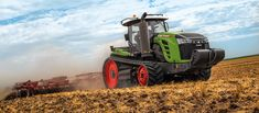 Global launch of the new Fendt tracked tractors: Fendt 900 Vario MT and Fendt 1100 MT New Tractor, Kubota, Heavy Equipment, Minnesota, Highlights, Vehicles, Farming, Big, Prague