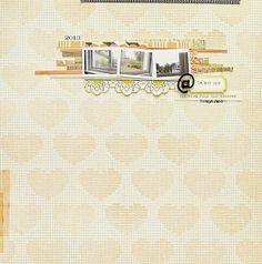 6 Experiments in Scrapbook Layout Design Rule Breaking | Sian Fair | Get It Scrapped