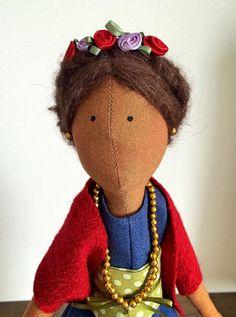 Hommage an Frida Kahlo @ Berliner Puppenmanufaktur