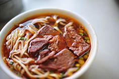 "Taoyuan Street Beef Noodle"""