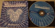 Disney Magic in the Streets Parade Memories Music CD Theme Park Mickey Mouse Magic Kingdom
