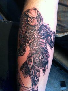 predator tattoo | Predator Tattoo by jakleb on deviantART