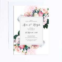 pretty protea wedding invitations save the dates vintage floral botanical protea pink green marsala ruby red rustic sail and swan wedding stationery australia canberra perth melbourne brisbane adelaide
