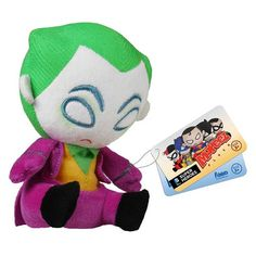 DC Comics Joker Mopeez Plush Toy