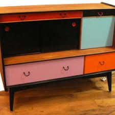Image result for retro painted furniture
