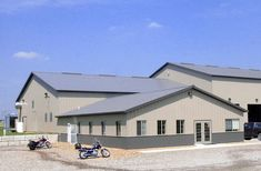 What do you think of this Lester Building? Pole Barn Garage, Building Systems, Outdoor Decor, Barn Garage