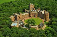 Luxury Spa Day with 2 Treatments & Prosecco @ 4* Peckforton Castle