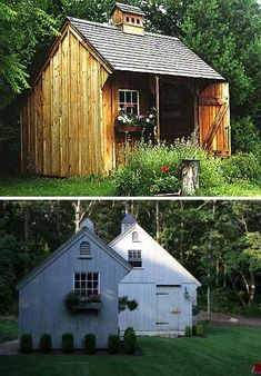 Garden Sheds New Hampshire classic, new england kitchen garden. my red cape | - potager