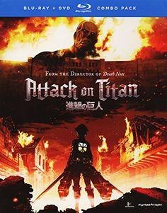 Attack on Titan, Part 1 (Blu-ray / DVD Combo) Funimation http://www.amazon.com/dp/B00FXB8RRO/ref=cm_sw_r_pi_dp_hJq7vb038GSRF