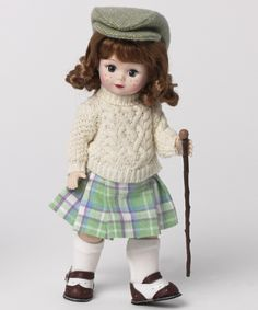Madame Alexander Walking the Heath Doll
