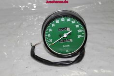 Honda CB750F Baujahr 1976 Tachometer Original Km Stand 70654 Speedometer  #Beleuchtung #Speedometer #Tacho #Tachometer