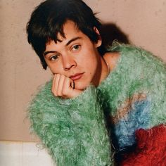 Harry Styles for 'Another Man' autumn edition