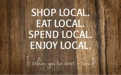 Shopping locally is very beneficial to local economy and can help small businesses thrive. Canvasdesign are canvas printers in the Darwen, Lancashire. Buy Local, Shop Local, The Scout Guide, Support Local Business, Sustainable Tourism, Small Business Saturday, Canada, Business Quotes, Business Signs