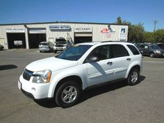 Come to Highway Motors for a great used SUV like this 2007 Chevrolet Equinox LS…