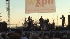 Delta Rae, WXPN Music Festival, July 25
