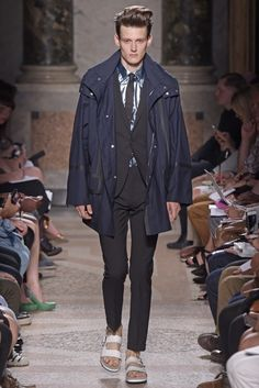 MILAN FASHION WEEK Les Hommes Spring 2015. www.imageamplified.com, Image Amplified (6)