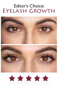 It's finally here, how to grow long eyelashes for real.