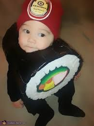 Image result for sushi halloween