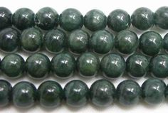 6mm Blackish Green Natural Stone Gemstone Loose Round Craft Beads for Making Jewelry http://www.eozy.com/6mm-deep-green-natural-stone-gemstone-loose-round-craft-beads-for-making-jewelry
