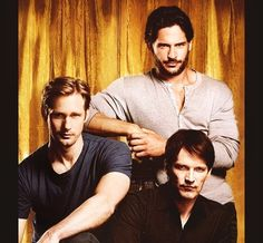 True Blood hotties.....Joe Manganiello is the best