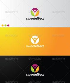 sweeteffect - Logo Design Template Vector #logotype Download it here: http://graphicriver.net/item/sweeteffect/610811?s_rank=481?ref=nexion