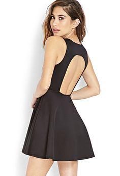 short sleeve skater dress forever 21 « Bella Forte Glass Studio