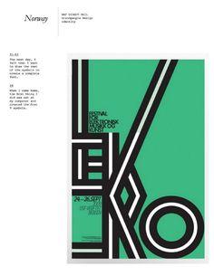 Scandinavian Graphic Design - Book Suggestion | Abduzeedo Design Inspiration & Tutorials