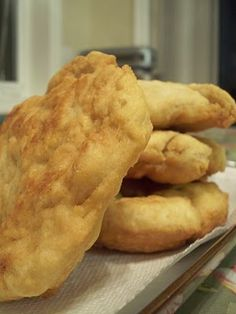 Indian Fry Bread - quick, easy, addictive