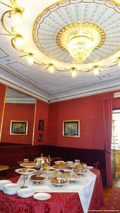 * Caffè Fiorio * # Torino, Itália.