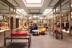 architetto Michele De Lucchi - Moschino Roma concept store