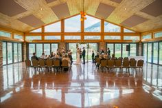 Mt Princeton Hot Springs Small Wedding Ceremony in Pavilion